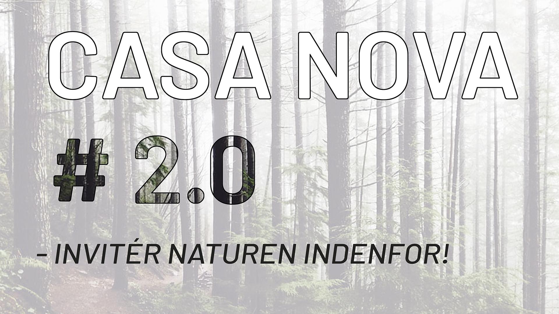 casa NOVA GENERATION 2_PRÆCENTATION.indd
